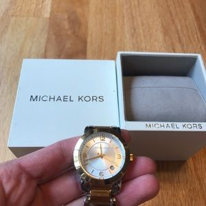 Michael Kors Watch😊sold😄